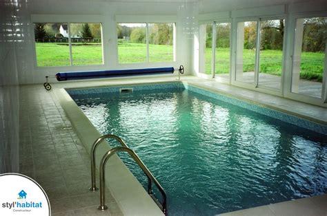photo r 233 alisation styl habitat maison avec piscine
