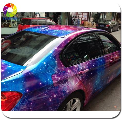 galaxy car wrap compare prices on galaxy vinyl wraps online shopping buy