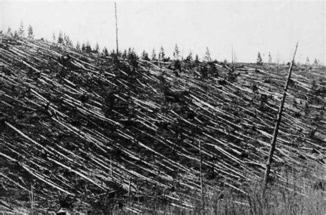 Tunguska Tesla Mystery Solved Meteorite Caused Tunguska Devastation