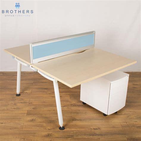 herman miller bench herman miller abak 1800x800 bench desk