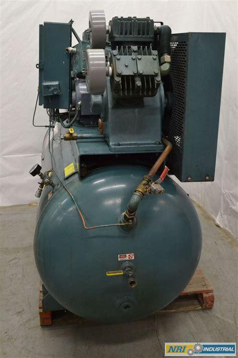 curtis toledo es 100 challenge air 7 1 2hp air compressor b262083 ebay