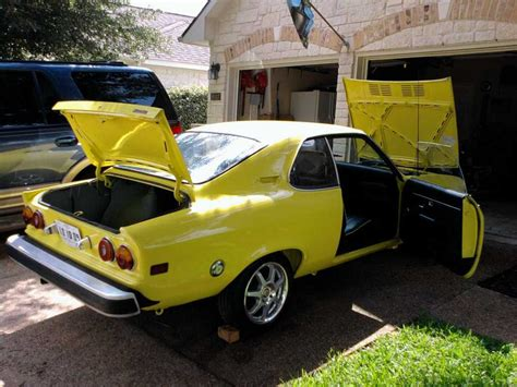 1974 opel manta yellow fish 1974 opel manta rusty but trusty