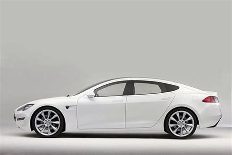 What Is The Range Of A Tesla Car Tesla Model S Electric Sedan Has Greater Driving Range