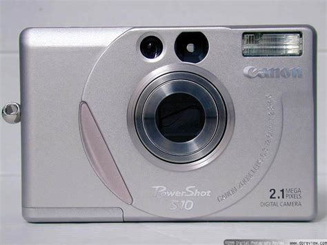 canon powershot reviews canon powershot s10 review digital photography review