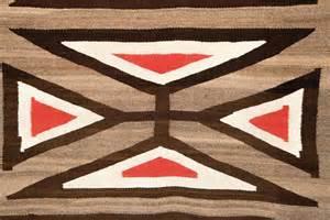 vintage american navajo regional rug early 20th