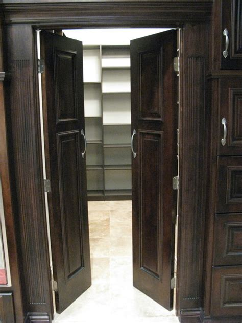 Kitchen Cabinet Designers hidden pantry contemporary closet other metro by