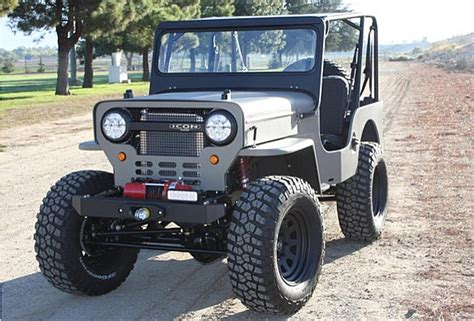 icon 4x4 jeep icon cj3b 4x4 jeep