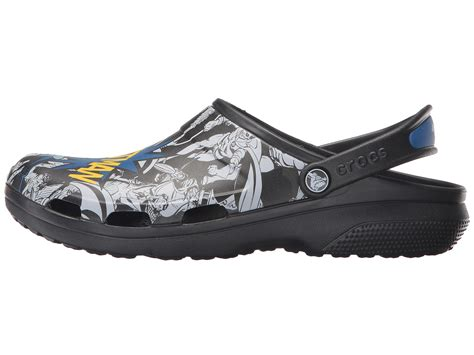 Crocs Batman 1 crocs classic batman clog at zappos