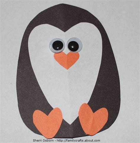 penguin arts and crafts projects how to make an adorable penguin craft penguin