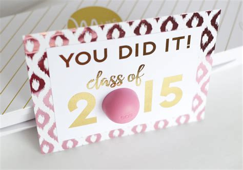 Graduation Gift Card Ideas - graduation gift ideas eighteen25