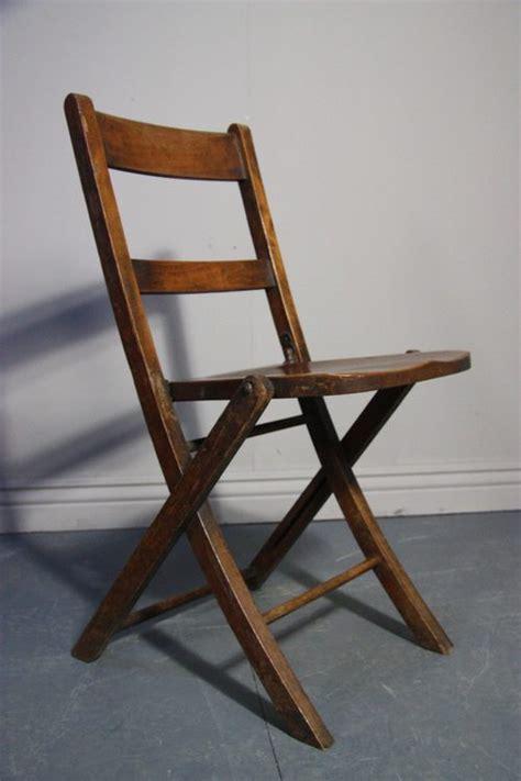 Folding Dining Chairs Uk Set Of Six Edwardian Antique Folding Dining Chairs Antiques Atlas