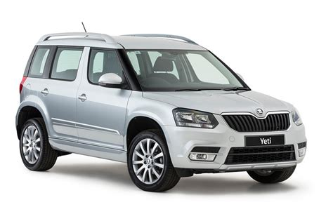 2017 skoda yeti 120 edition 1 4l 4cyl petrol turbocharged
