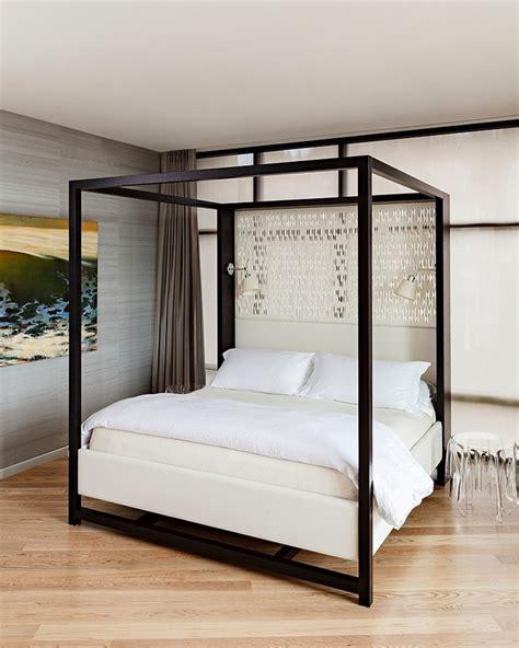 chambre avec lit baldaquin d 233 coration chambre avec lit baldaquin
