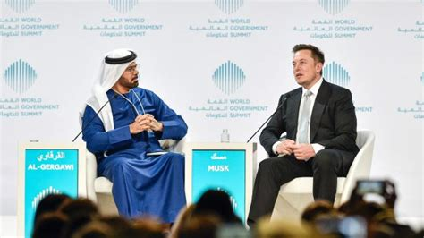elon musk dubai elon musk launches tesla electric vehicles in dubai