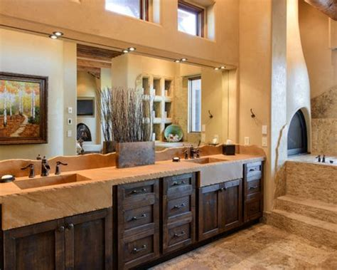 southwest bathroom decorating ideas houzz southwest bathroom design ideas remodel pictures