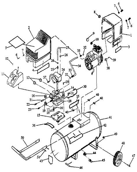 craftsman air compressor parts model 919152920 sears partsdirect