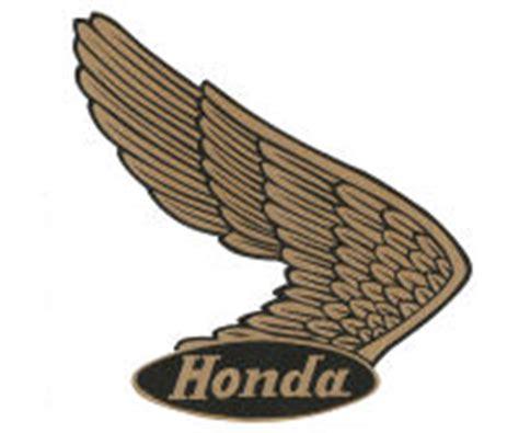 vintage honda logo vintage honda motorcycle logo pixshark com images
