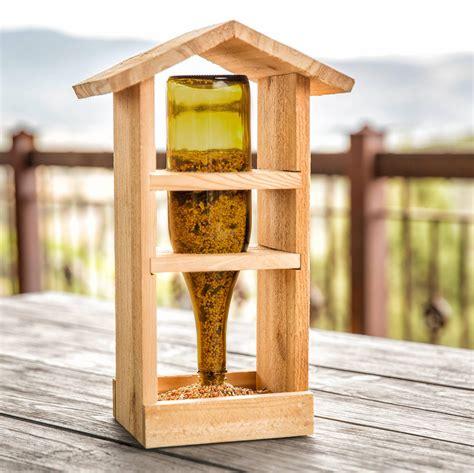Wooden Feeders wooden bird feeders birdcage design ideas