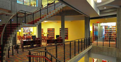 jefferson hall usma library  learning center stv