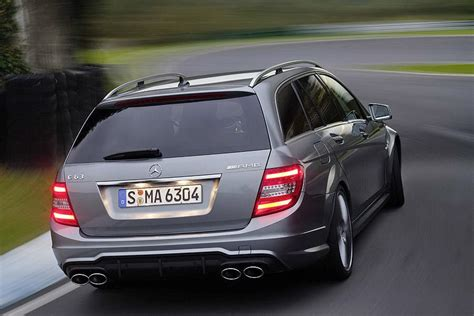 Hartz 4 Auto Tuning by 2012 Mercedes Benz C63 Leaks Out In Sedan And Wagon Form