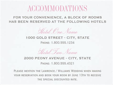 Wedding Invitations Hotel Accommodation Cards Template by 48 Sle Wedding Cards Free Premium Templates