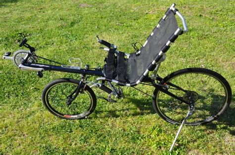 liegeräder bicycle bicycle xseam