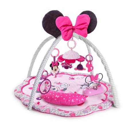 Disney Musical Mat Minnie Mouse - minnie mouse garden activity disney baby