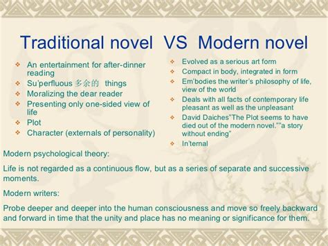 contemporary novels writing style of virginia woolf