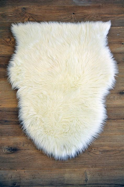 faux white sheepskin rug machine washable faux sheepskin white area rug kroma carpets