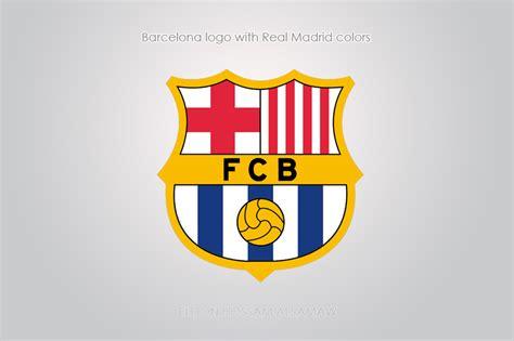 wallpaper bendera barcelona logo de real madrid images wallpaper and free download