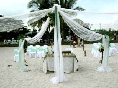 Best beach wedding venue in Philippines is Clearwater