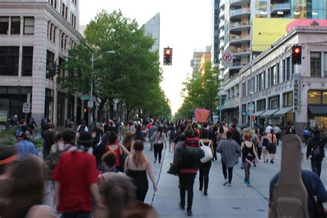 The March To Sundown seattle may day 2014 photo gallery ultra