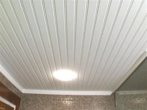 how to install beadboard ceiling popcorn how to install beadboard ceiling in any room from the