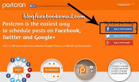 cara membuat twitter update otomatis cara membuat status di facebook otomatis di update pada