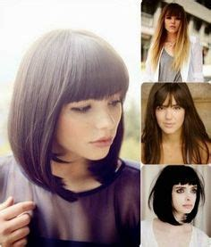 Sho Untuk Rambut Rontok medium length hair thick hair with bangs would require straightening new do