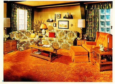 70s style decor 17 best ideas about shag carpet on 70s decor