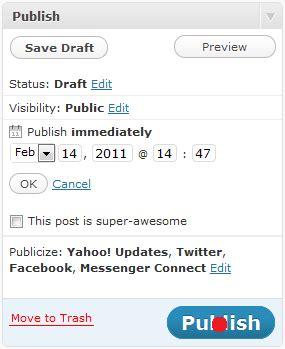 tutorial belajar wordpress lengkap belajar wordpress cara menjadwal postingan tutorial