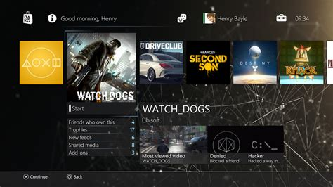 ps4 remove themes playstation 4 system hints tips and tricks cheats co