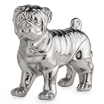 ceramic pug ceramic pug porter cerulean bedroom inspiration bedroom inspiration z gallerie