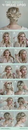 easy hairstyles for medium length hair 15 fresh updo s for medium length hair popular haircuts