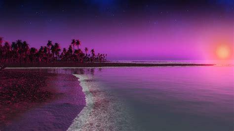 fondos de escritorio bonitos fondo escritorio paisaje bonito anochecer playa