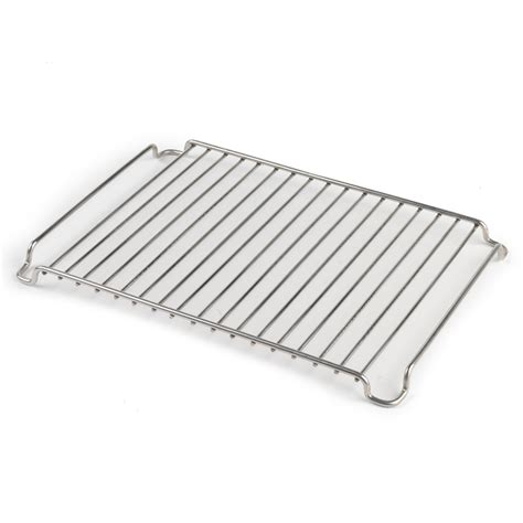 stainless steel cooling racks stainless steel 280mm x 200mm cooling roasting rack rack0028x 10 units cookware no1brands4you