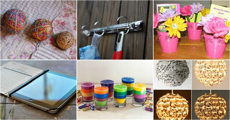 summer diy projects for college students 20 brilliant ways to repurpose those school supplies this summer diy crafts
