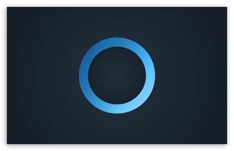wallpaper blue ring yellow bars fade desktop background wallpaper free download