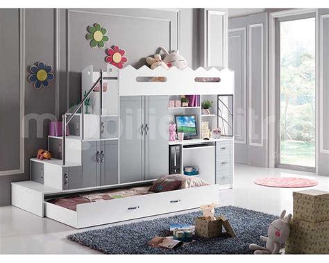 lit mezzanine bureau enfant lit mezzanine noa la rolls des lits pour enfant voici