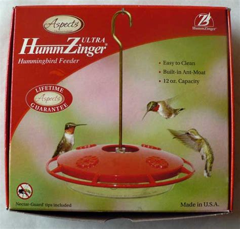 hummzinger ultra feeder review