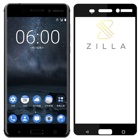 Zilla 2 5d Tempered Glass Edge 0 26mm For Asus Zenfone Berkualitas 1 zilla 2 5d tempered glass curved edge 9h 0 26mm for nokia