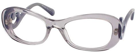 prada 09pv single vision frame readingglasses