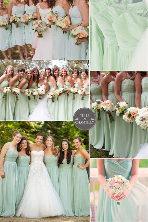 wedding by color top 10 colors for summer bridesmaid dresses 2015