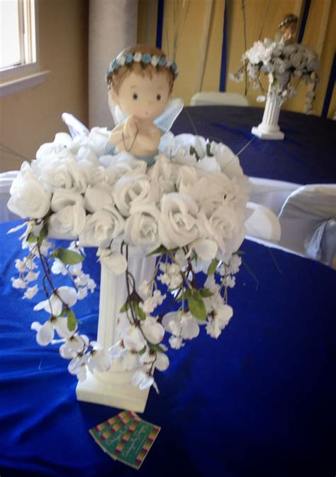 baptism centerpiece cross centerpiece cross standing